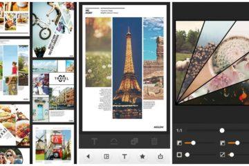 Os melhores aplicativos de fotomontagem para Android