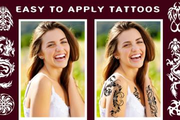 Os melhores aplicativos de tatuagem para Android
