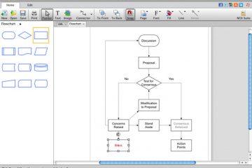 Aplicativos para criar fluxogramas
