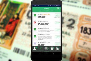 Aplicações para acompanhar os resultados do Euromilhões