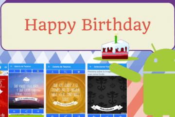 Os melhores aplicativos Android para fazer cartões de aniversário