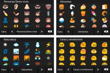 Os melhores aplicativos de teclado emoji para Android