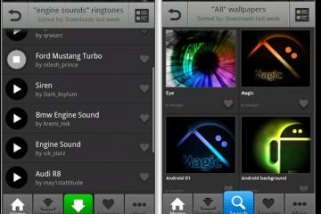 Os melhores aplicativos de toque para Android
