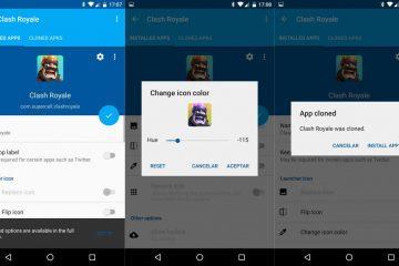 Cloner App para clonar seus aplicativos favoritos