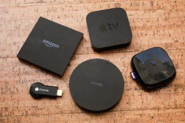 Apple TV 4 vs Chromecast 2: qual é o melhor?