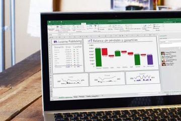Como usar o Excel Online com outras pessoas