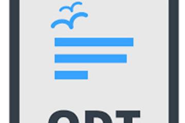 Extensão de arquivo .ODT O que são e como abrir esse tipo de arquivo?