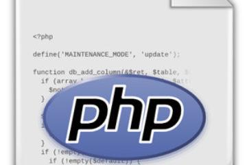 Extensão de arquivo .PHP O que são e como abrir esse tipo de arquivo?