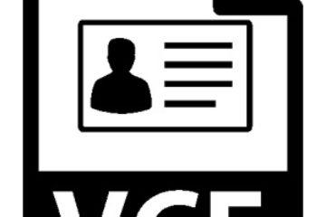 Extensão de arquivo .VCF O que são e como abrir esse tipo de arquivo?