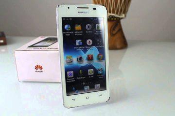 Aumente a velocidade do Huawei G510, os melhores truques