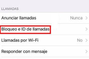 Como bloquear um número de telefone no seu telefone iPhone, Windows Phone ou Android? Guia passo a passo