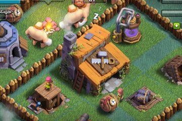 Guia: Base do construtor Clash of Clans