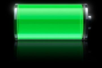 A bateria do celular não carrega após molhar o celular