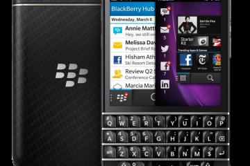 Como baixar o teclado do Blackberry para Android