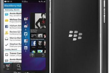 Como fazer baixar Messenger para BlackBerry Z10