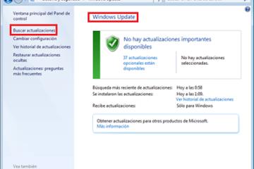 Como atualizar o Windows Update Agent para a versão mais recente? Guia passo a passo