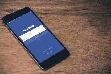 Como ouvir música do Facebook