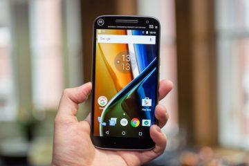 Como fazer root Motorola Moto C Plus com TWRP Recovery