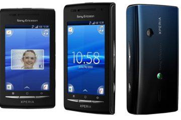 Como atualizar o Sony Ericsson e15a