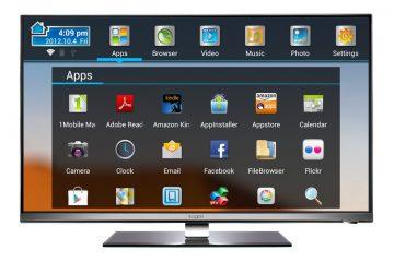Como fazer melhor uso de uma Smart TV Android