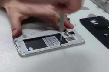 Como consertar a tela de um celular chinês
