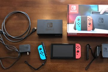 Como conectar o Nintendo Switch a uma TV sem dock