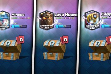 Como obter Cartas Lendárias no Clash Royale?