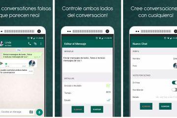 Como criar conversas falsas no WhatsApp
