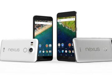 Como desbloquear o carregador de inicialização no Nexus 6p e Nexus 5x