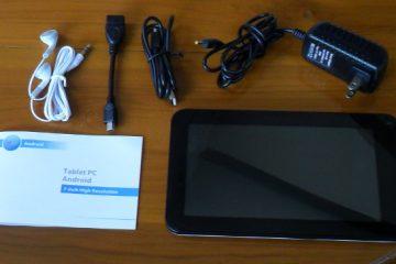 Como desbloquear um tablet Android a partir do PC?