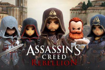 Como baixar Assassins Creed Rebellion APK para Android