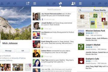 Como fazer o download do Facebook 149.0.0.23.70 beta para Android