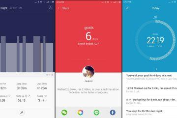 Como baixar Mi Fit APK para Android em 5 etapas