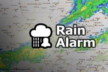 Como baixar o alarme de chuva para Android em 5 etapas