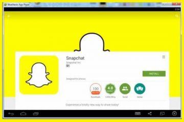 Como baixar Snapchat para PC