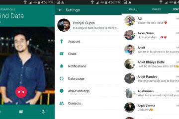 Como baixar o WhatsApp Messenger 2.17.394 gratuitamente para Android em 5 etapas