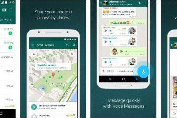 Como baixar WhatsApp Messenger 2.17.395 APK em 5 etapas