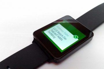 Como baixar WhatsApp grátis para Smartwatch