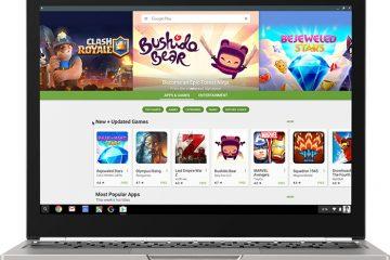 Como baixar aplicativos Android para Chromebook