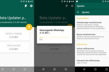 Como baixar uma nova atualização do WhatsApp