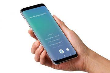 Como desativar o Bixby no Samsung Galaxy S8 e Note 8