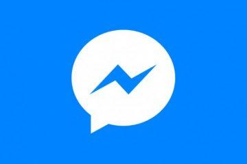 Como desinstalar o Facebook Messenger