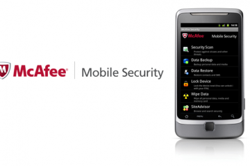 Como desinstalar o McAfee Mobile Security