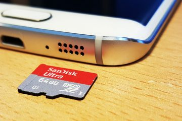 Como escolher o melhor cartão microSD para o seu Android