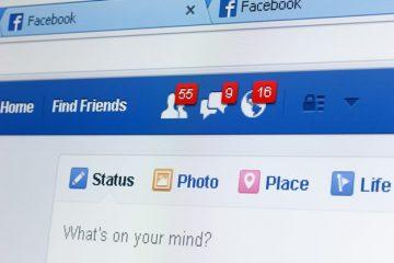 Como o Facebook escolhe sugestões de amigos