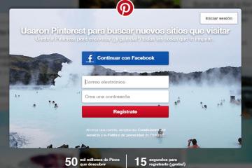【Pinterest ▷ ▷ NÃO PODE logar? Mostramos a solução ✅