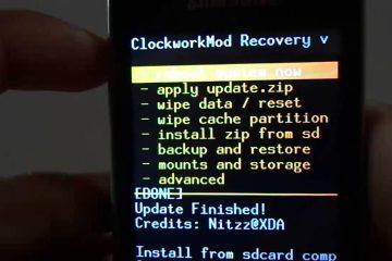 """Como eliminar o problema """"Não registrado na rede"""" na Samsung"""