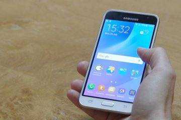 Como piscar um Samsung Galaxy J3 de forma rápida e fácil