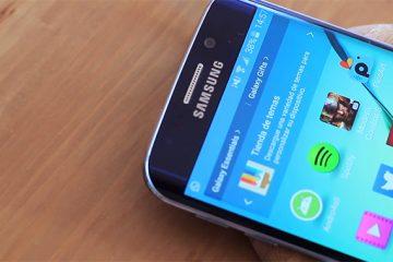 Como o Samsung Mobile Edge Screen funciona?