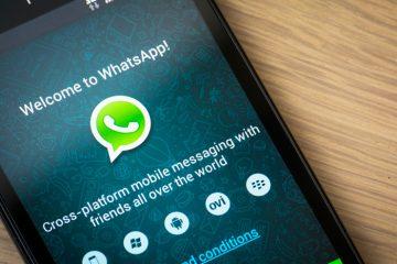 Como fazer o WhatsApp pesar muito menos